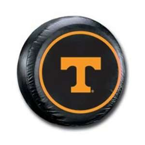 Tennessee Volunteers Black Spare Tire Cover Sports