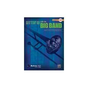 In with the Big Band for Trombone (Book and CD) Musical Instruments