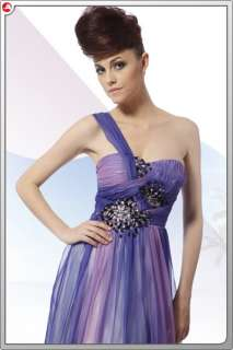 New Party Bridesmaid Ball Prom Dress Evening Gown 80010