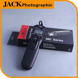 Camera Timer Remote Shutter Release for CANON Canon 10D/20D/30D/40D