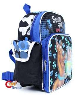 Scooby Doo School Backpack/Bag S 10 Toddler Road Trip