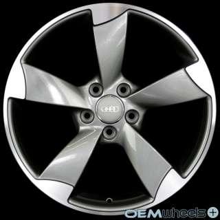 18 AUDI RS3 WHEELS A8 A5 S4 S5 RS4 A4 R8 A6 Q5 VW RIMS