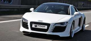 PRIOR DESIGN AUDI R8 FULL BODY KIT LIP SPOILER DIFFUSER