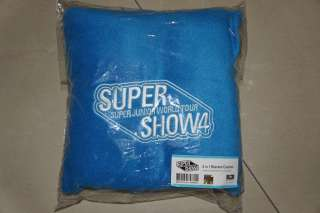SJ SUJU Super Junior   Super Show 4 SEOUL Official Goods 2 IN 1