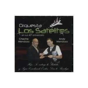 En Sus 40 Aniversario ORQUESTA LOS SATELITES Music