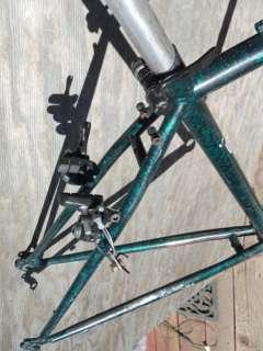 ACTIVA 700c 46cm Bike Frame Chromoly Hybrid Commuter Cyclocross