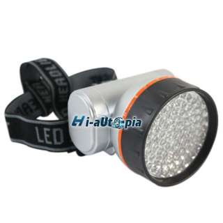 New 76 LED 4 Mode Bicycle Bike Head Light Lamp Toch