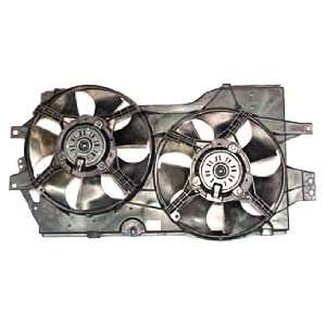 Plymouth/Chrysler Replacement Radiator/Condenser Cooling Fan Assembly