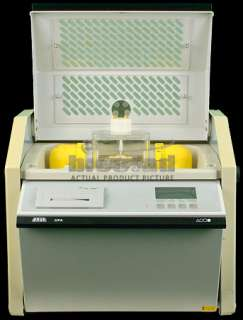 Baur DPA 75 Automatic Insulating Oil Tester