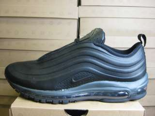 NIKE MENS AIR MAX 97 VT BLACK BLACK ANTHRACITE