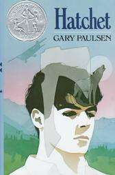 Just for Boys Presents Hatchet by Gary Paulsen 1987, Book