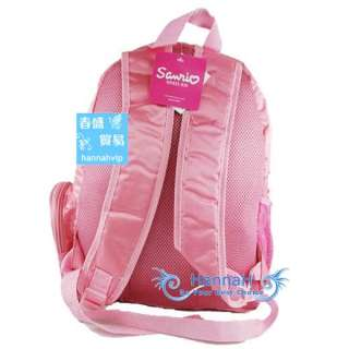 Sanrio Kitty Rucksack Backpack Schoolbag Bag FA031 12
