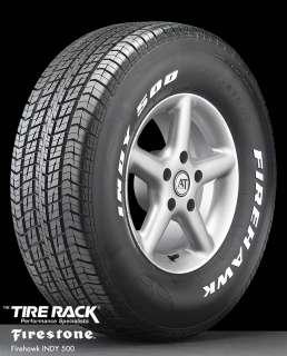 new firestone firehawk indy 500 raised white letter tires With firestone firehawk raised white letter tires