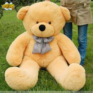 47 Huge Cuddly Stuffed Plush Teddy Bear Toy Animal Doll 1.2M