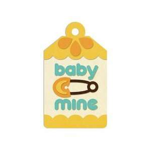 We R Memory Keepers   Embossed Tags   Baby Mine Arts