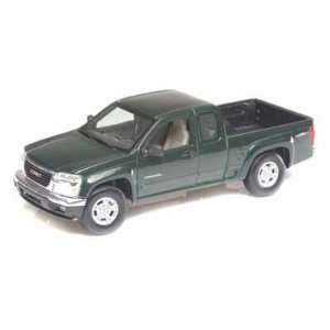2004 GMC Canyon Green 118 Diecast Model Car Toys & Games