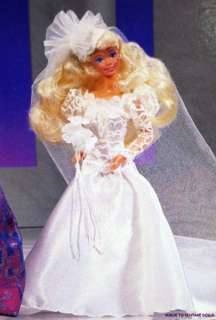 Barbie Private Collection Fashions 1998 WEDDING GOWN