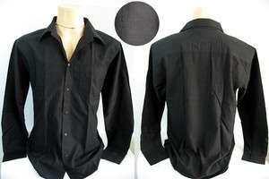WESTERN COWBOY longsleeve dress shirt rockabilly Pitbull size S