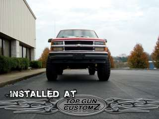 88 98 Chevy/GMC 1500 Pickup 4x4 6 Suspension Lift Kit