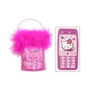 Hello Kitty Phone shaped Memo Pad Toys & Games