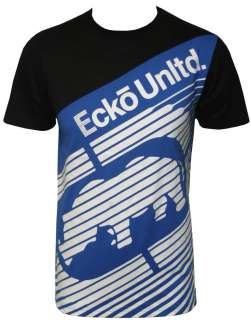 NEW MENS ECKO RED GREY BLUE SHORT SLEEVE TEE T SHIRTS