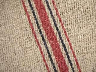 Vintage STAIR TABLE RUNNER carpet Natural rug black red