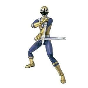 RARE Power Rangers SAMURAI SHINKENGER S.H.Figuarts Shinken Gold Ranger