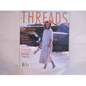 Threads Magazine July 1997 Number 71: Christine Timmons: Books