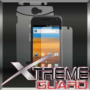 Samsung Exhibit 2 II 4G T679 FULL BODY Clear LCD Screen Protector Case