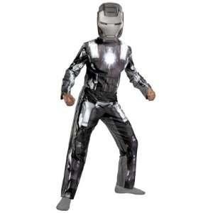 Iron Man 2 Boys Husky 10 12 Costume Toys & Games
