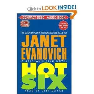 : Hot Six (Stephanie Plum, No. 6) (0613915119226): Debbi Mazar: Books