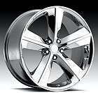 20 Inch Black Rims Wheels Dodge Charger Challenger Magnum Chrysler