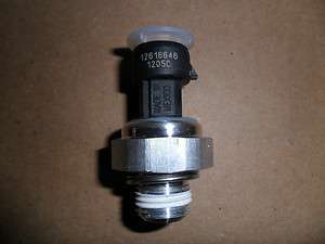 12616646 OIL PRESSURE SWITCH ACDelco D1846A Oil Switch With Gauge