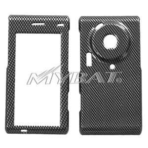 SAMSUNG MEMOIR T929 CARBON FIBER DESIGN HARD CASE COVER