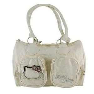 com Hello Kitty Bag Case Kitty Soft Leatherette Handbag Shoulder Bag