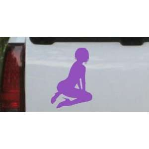 Sexy Girl Silhouettes Car Window Wall Laptop Decal Sticker