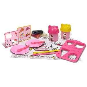Hello Kitty Cake Factory Dough Toys & Games