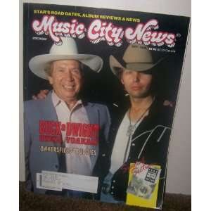 Music City News Magazine October 1988 Neil Pond Books