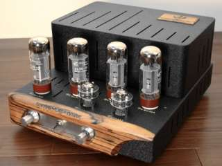 push pull stereo tube amplifier with pre amp meng series