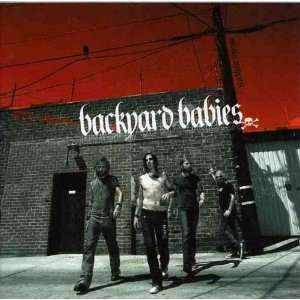 Stockholm Syndrome [COPY CONTROLLED]: Backyard Babies