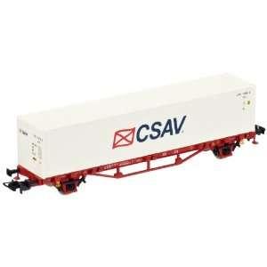 Piko 57739 DB Cargo CSAV Container Wagon V Toys & Games
