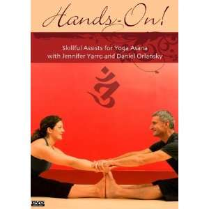 Hands On! Skillful Assists for Yoga Asana with Jennifer