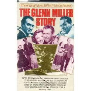 Cassette Tape THE GLENN MILLER STORY (Original Glenn Miller & His