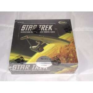 Star Trek The Original Series Remastered Factory Sealed