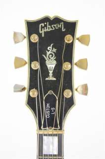 1979 Gibson L 5CES Sunburst Archtop Electric Guitar vintage L 5 L5 CES