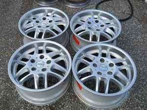 Tundra 20 BBS 10 Spoke Wheel Set 5 Lug 150MM LKQ