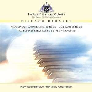 Germany] Mackerras, Royal Philharmonic Orchestra, Richard Strauss