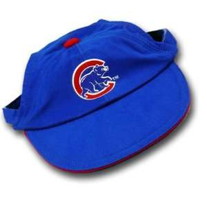 Chicago Cubs Dog Puppy Cap Hat Extra Small XS Officially Licensed MLB