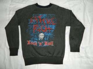 1987 MOTORHEAD VTG SWEATSHIRT TOUR T SHIRT CONCERT OG X