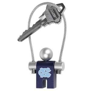North Carolina Tar Heels UNC NCAA Jumper Key Chain